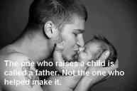 father vs sperm donor