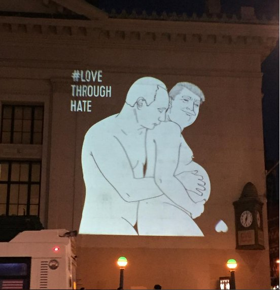 #lovethroughhate