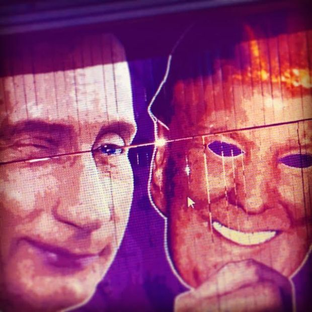 #PutinsPuppet