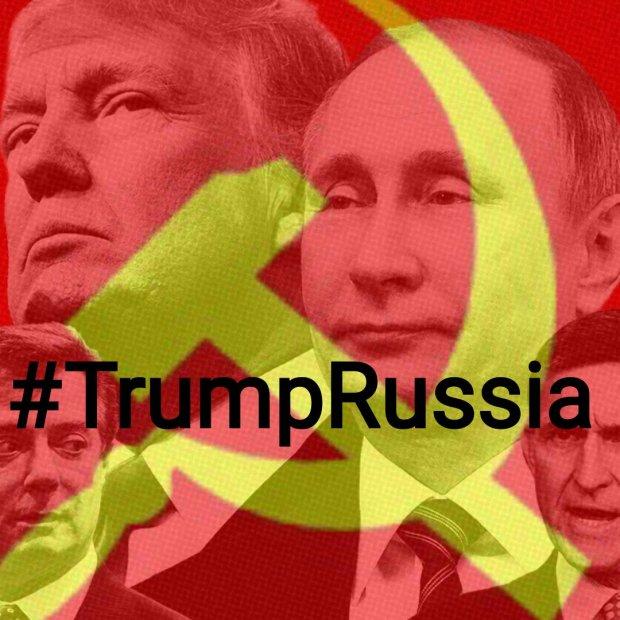 #TrumpRussia